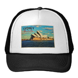 Sydney Australia Cap