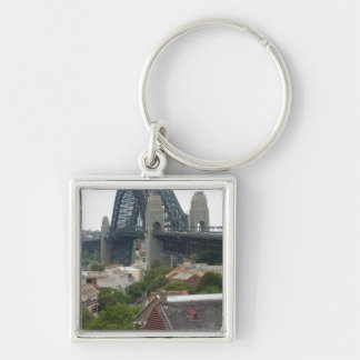 Sydney, Australia. Harbour Bridge. Key Ring
