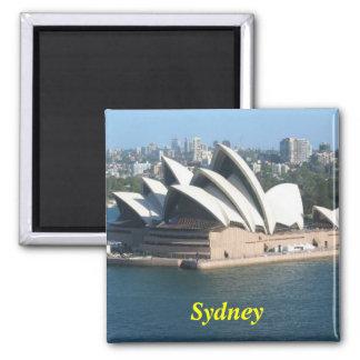 Sydney australia opera house magnet