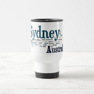Sydney, Australia Travel Mug
