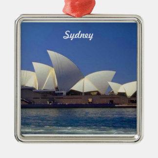 Sydney Australia Travel Ornament