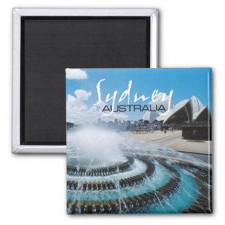 Sydney Australia Travel Souvenir Magnet