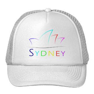 Sydney Cap Trucker Hats