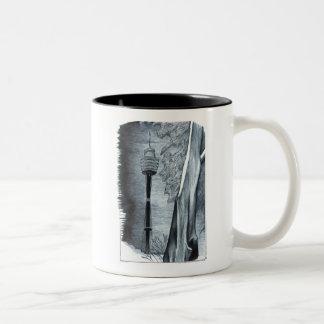Sydney Centrepoint Tower Coffee Mug