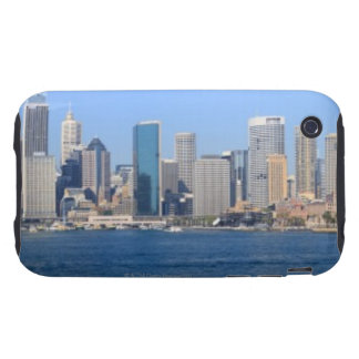 Sydney city panorama tough iPhone 3 cases