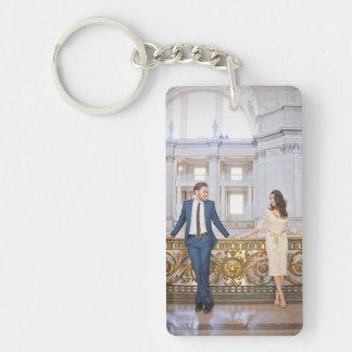 Sydney + Denis Wedding - Keychain