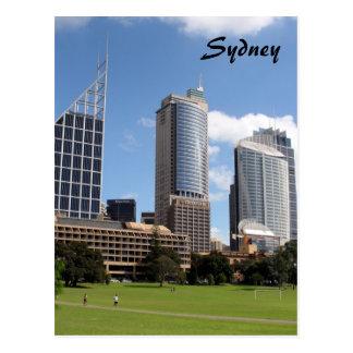 sydney domain view postcards
