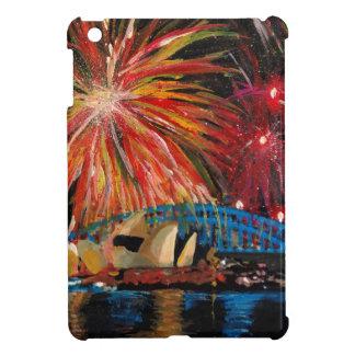 Sydney Firework at Opera House iPad Mini Cover