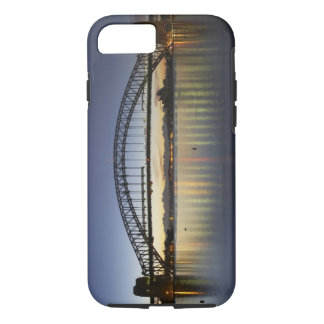 Sydney Harbor Bridge and Sydney Opera House at iPhone 8/7 Case
