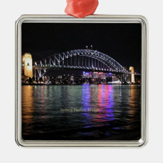 Sydney Harbor Bridge Christmas Ornament
