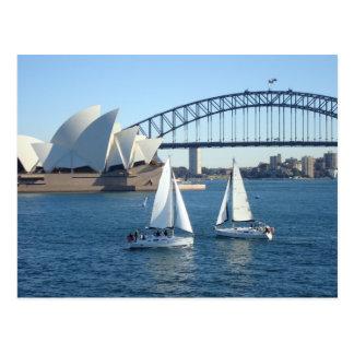 Sydney Harbor Post Cards