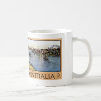 Sydney Harbour Australia Coffee Mug