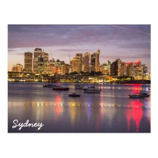 Sydney harbour, Australia Post Cards