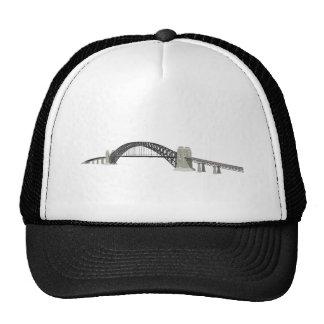 Sydney Harbour Bridge 3D Model Mesh Hat