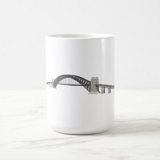 Sydney Harbour Bridge: 3D Model: Mug