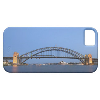 Sydney Harbour Bridge and Opera House at dusk Barely There iPhone 5 Case