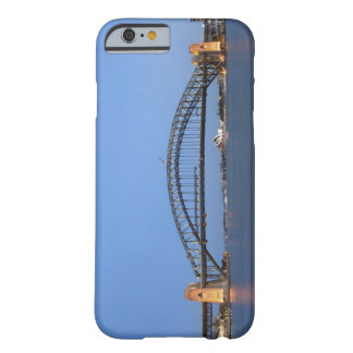 Sydney Harbour Bridge and Opera House at dusk Barely There iPhone 6 Case