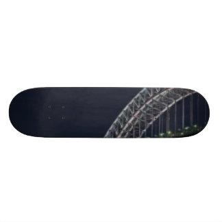 Sydney Harbour Bridge Austrailia Custom Skateboard