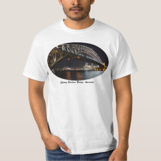 Sydney Harbour Bridge, Australia T-Shirt