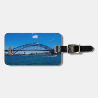 Sydney Harbour Bridge Bag Tag