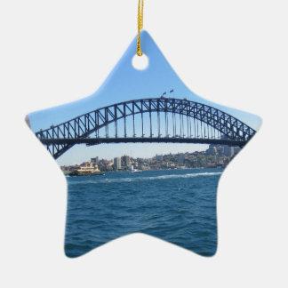 Sydney Harbour Bridge Christmas Ornament