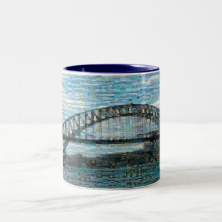 Sydney Harbour Bridge Mug (Mosaic)