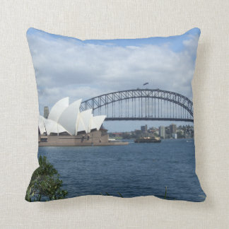 Sydney Harbour Cushion