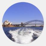 Sydney Harbour Stickers