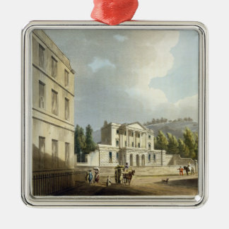 Sydney Hotel, from 'Bath Illustrated by a Series o Christmas Ornament