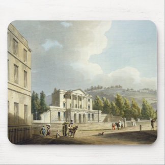 Sydney Hotel, from 'Bath Illustrated by a Series o Mouse Mat