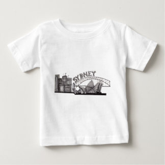 Sydney in tangles baby T-Shirt