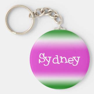 Sydney Key Ring