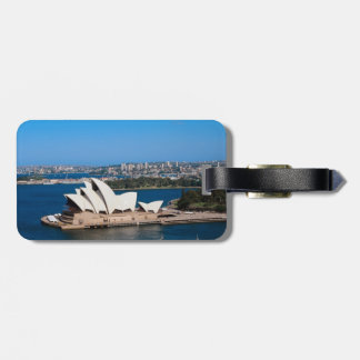 SYDNEY LUGGAGE TAG