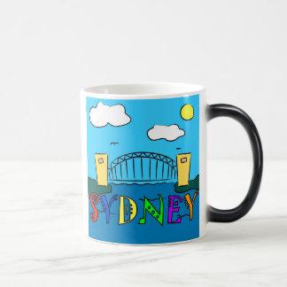 sydney magic mug