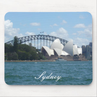 sydney mouse pad