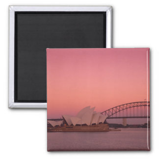 Sydney Opera House and Harbour, New South Magnet