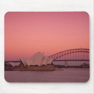 Sydney Opera House and Harbour, New South Mouse Pad