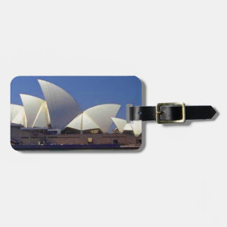 Sydney Opera House Australia Luggage Tag