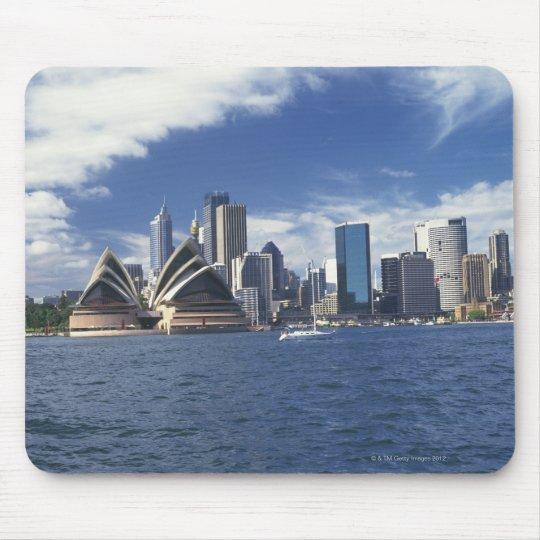 Sydney opera house, Australia Mouse Mat