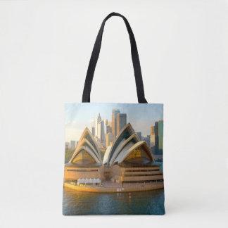 Sydney Opera House Australia Tote Bag