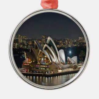 Sydney Opera House beauty and peace Christmas Ornament