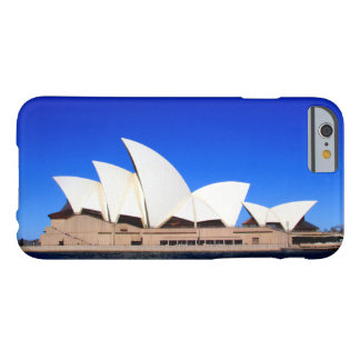 sydney opera house blue barely there iPhone 6 case