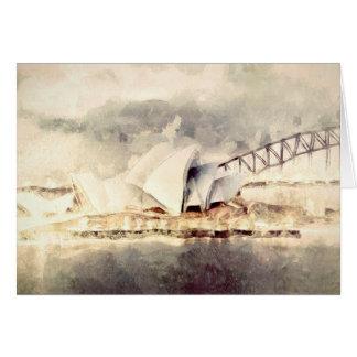 Sydney Opera House Cards
