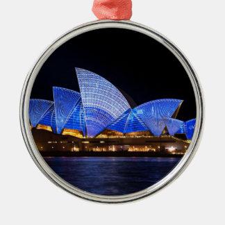 Sydney Opera House Christmas Ornament