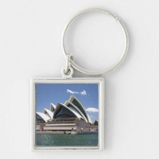 Sydney Opera House exterior, Sydney, New South Key Ring