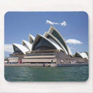 Sydney Opera House exterior, Sydney, New South Mouse Pad