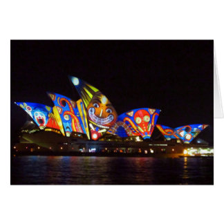 sydney opera house fun cards