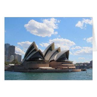 Sydney Opera House Greeting Cards