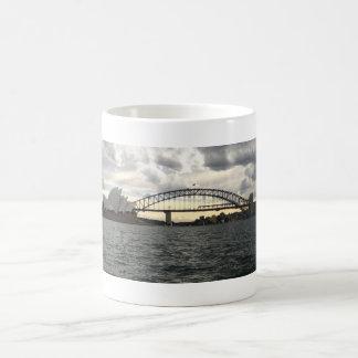 Sydney Opera House & Harbour Bridge Coffee Mug