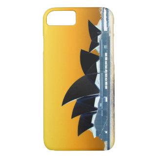 sydney opera house inverted iPhone 7 case